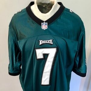 Philadelphia Eagles Autographed Vick Jersey